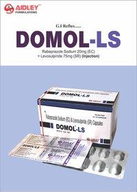 Rabeprazole Sodium 20mg + Levosulpride 75mg Capsules