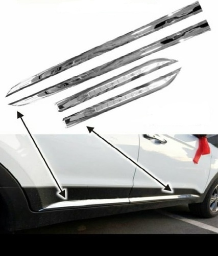 Car Side Moulding Creta Full Chrome