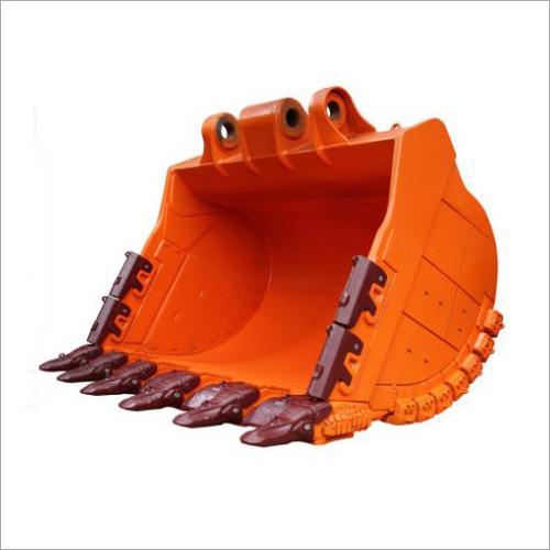 Excavator Bucket Assembly