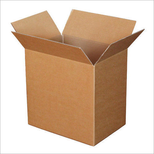 Karft Paper Corrugated Box