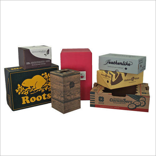 Printed Mono Carton Box
