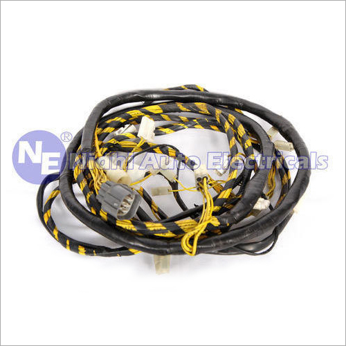 JCB Automotive Wiring Harness