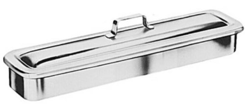 Stainless Steel Catheter Tray With Cover