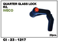 Quarter Glass Lock R/L