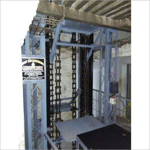 Cold Storage Chain Conveyor Elevator