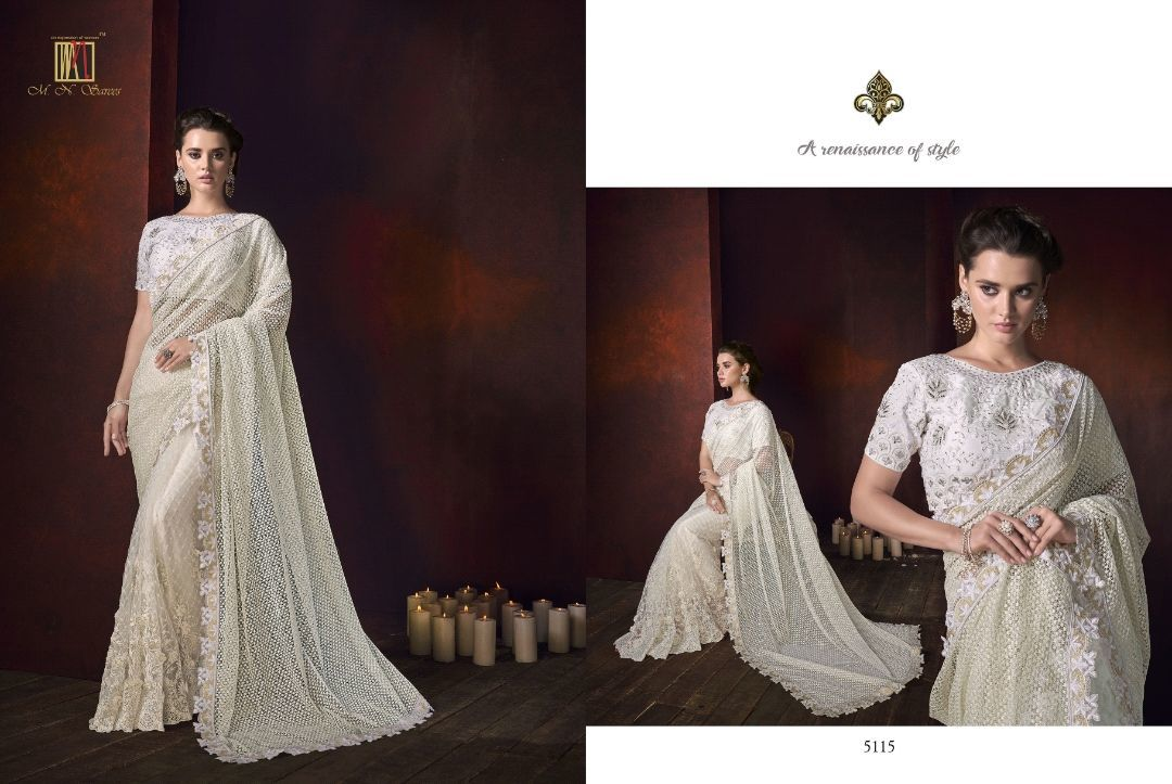 Heavy Designer Bridal Sarees