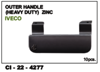 Outer Handle Heavy Duty