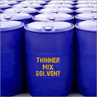 Thinner Mix Solvent