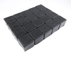 Square pads