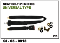 Seat Belt 51 Inch For Truck ,Buses