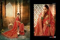 Wedding Wear Sarees Collection