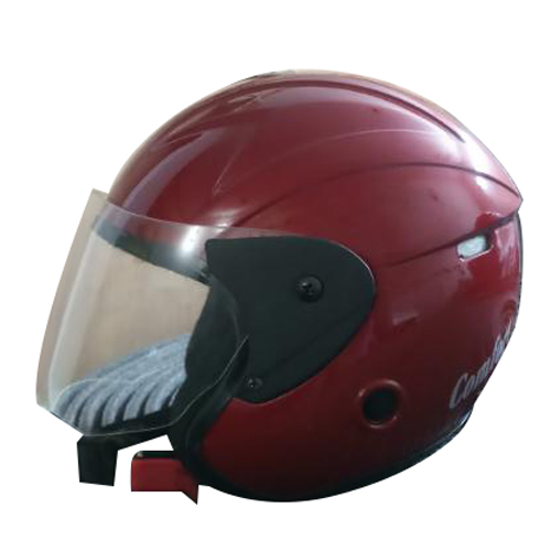 Open Face Bike Helmet