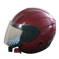Open Face Bike Helmet