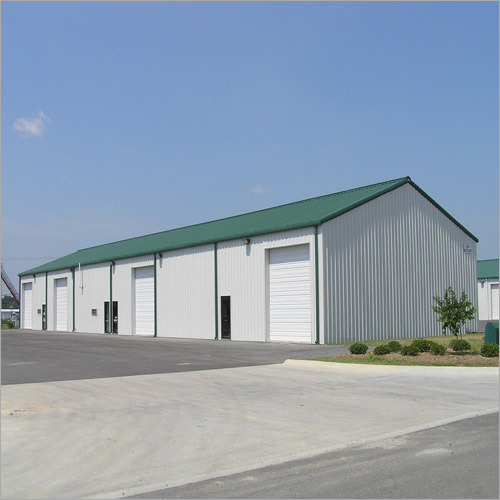 Pre Engineered Building Structure Shed