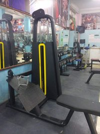 Seated Rowing Exercise Machine