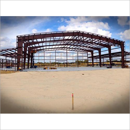 Pre Steel Building Structure