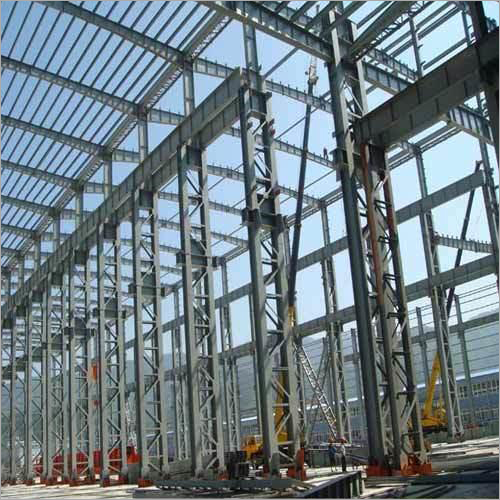 Steel Building Structure