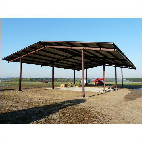 Roof Shed Structure