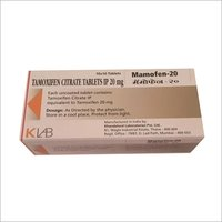 Mamofen 20 mg Tablet