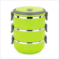 Three Layer Lunch Box