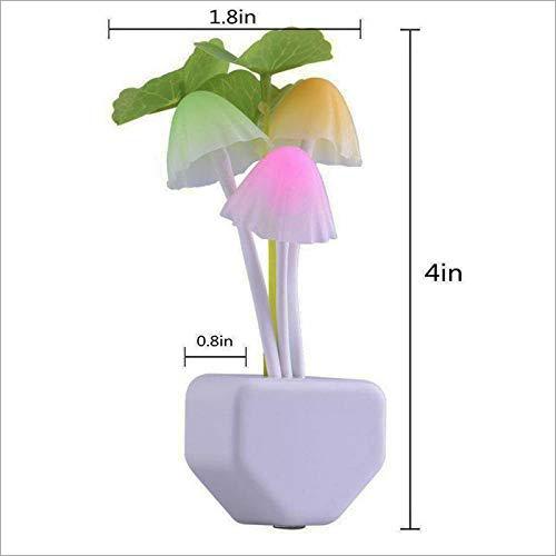Mushroom LED Light Lamp