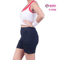 111SL HC COTTON HOT PANTS