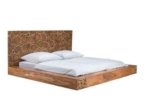 Wooden Designer Bed Glamour