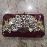 Duchess Women''s box clutch
