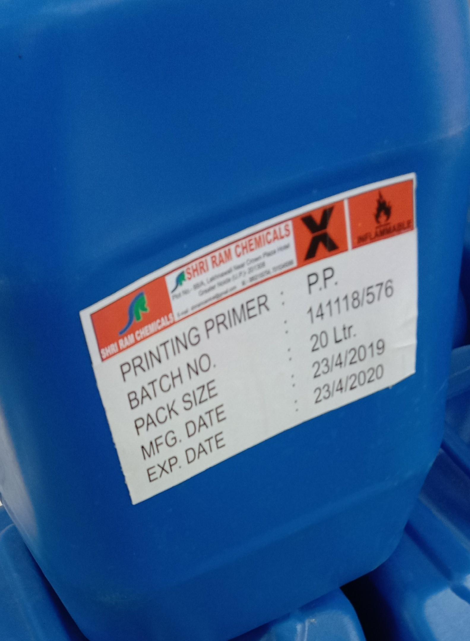 Printing Primer-PP