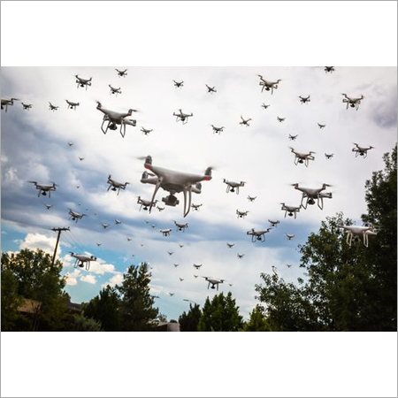 Professional Swarm Drone Software (1 year License )