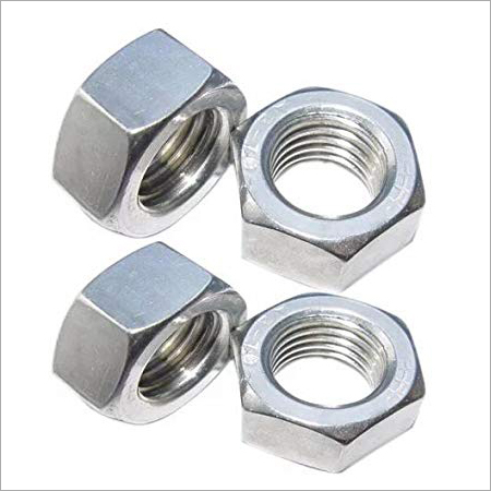 Industrial MS Hex Nut