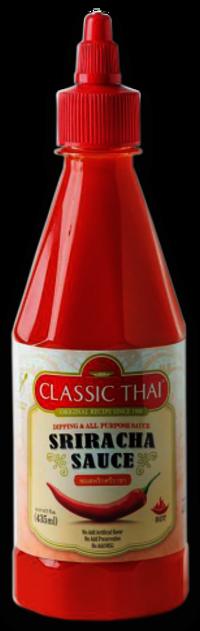Sriracha Sauce (Classic Thai)