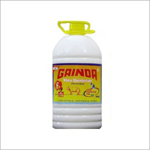 White Disinfectant Floor Cleaner