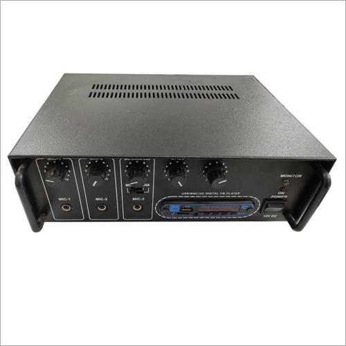 Public Address Amplifier