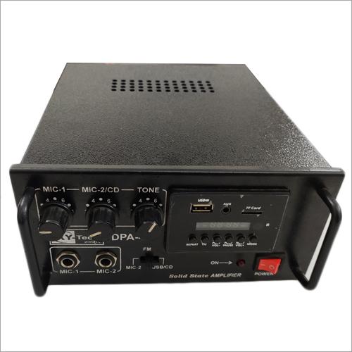 Home Audio Amplifier