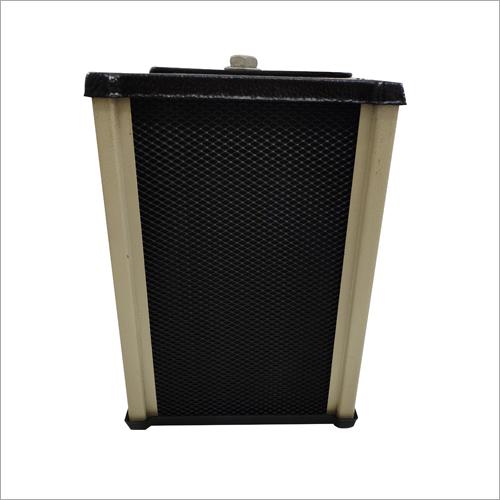 10T Speaker Column Cabinet Material: Metal
