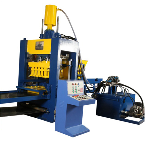 Upper Compressor Conveyor Belt Brick Machine