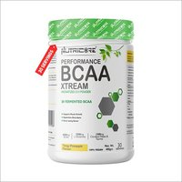 Health Oxide BCAA 7000 Amino Acid INSTANTIZED 2:1:1 POWDER (PINEAPPLE)