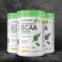 Health Oxide BCAA 7000 Amino Acid INSTANTIZED 2:1:1 POWDER (PINEAPPLE)