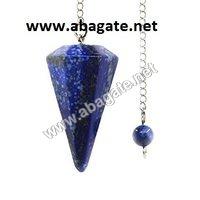 Lapis Lazuli Pendulumn