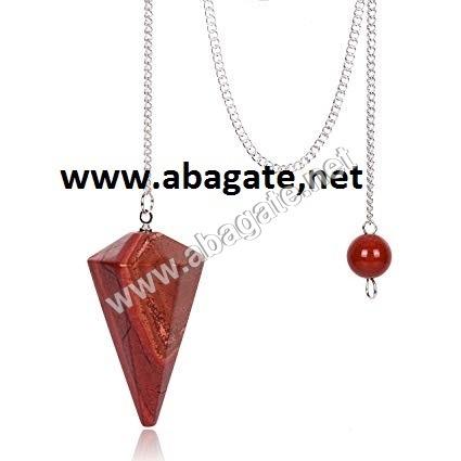 Red Jasper Pendulumn