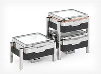 T-Collection TIGER Induction Chafing Dish (square)