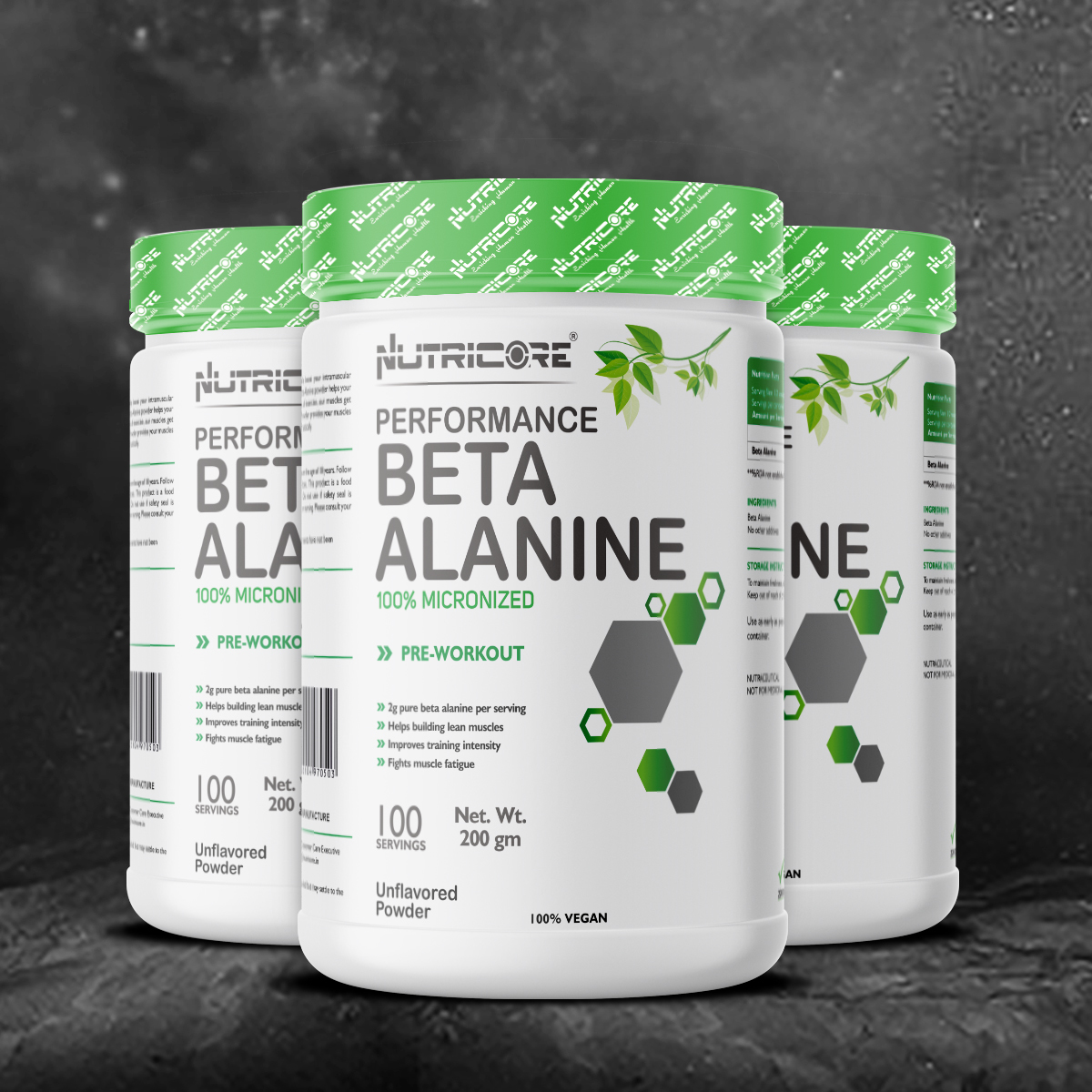 Performance Beta Alanine 100% Micronized Powder