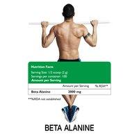 PERFORMANCE BETA ALANINE 100% MICRONIZED POWDER