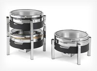 T-Collection TIGER Induction Chafing Dish (Round)