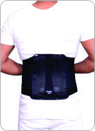 ORTHO LUMBO SACRAL BELT (CONTOUR TYPE)