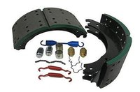 4707 Brake shoe with kit