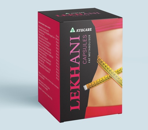 Ayurvedic Slimming Lekhani Capsule For Weight Loss