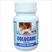 Ayurvedic Medicine For Cough Cold & Flu Coldcare Capsule