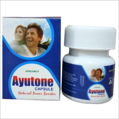 Ayurvedic Health Tonic Capsule
